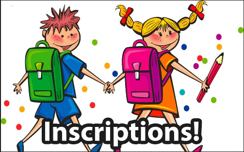 Inscription rentrée scolaire 2019/2020 des enfants nés en 2016