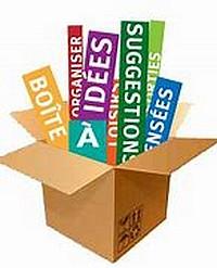 Les boîtes à Idées !