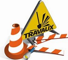 Informations travaux